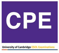 Priprema CPE  Certificate of Proficiency in English